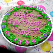 "12"" Cookie Cake"