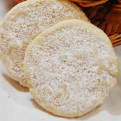 Almond Sue Cookies